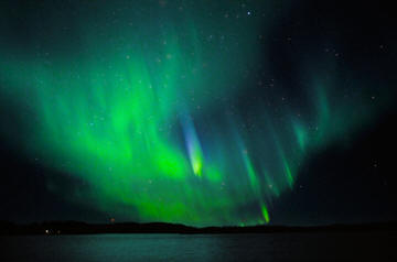 Northern Lights. Author Varjisakka