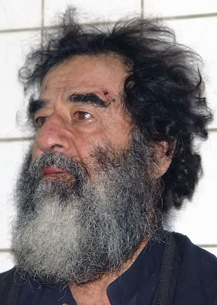 Bible-Code Correspondence:Is Saddam the Antichrist? Saddam Hussein