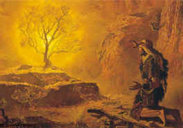 """Moses the """"Prince"""" sees God at the burning bush and rejoins his people in Egypt to deliver them. God mocks pharaoh and taunts him before delivering Israel from his cruel bondage."""
