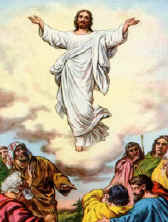 """God raised His Son from the dead and 40 days later ascended up to heaven, to be back with His """"Father"""". Thus, the Father """"healed"""" the mortal wound of His Son by raising Him from the dead."""