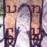 Legs of Baal. The Baal bible code.