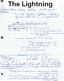 notes-lightning bible code