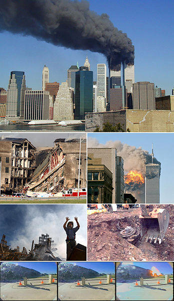 "Twin Towers fall --- sign of fall and rise of ""Two Witnesses"" of Rev. 11:11."